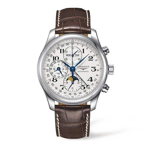 Longines Master Collection  Mondphasen- Chronograph